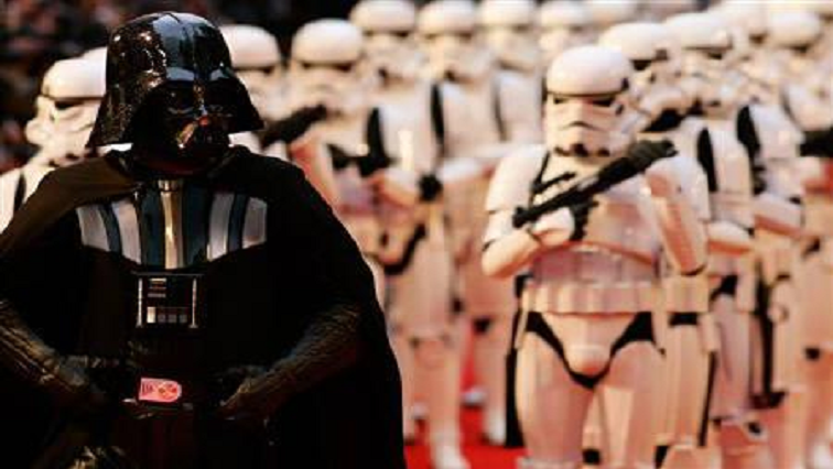 SABC News Darth Vader R - 'Star Wars' Darth Vader costume could go for $2 million at auction