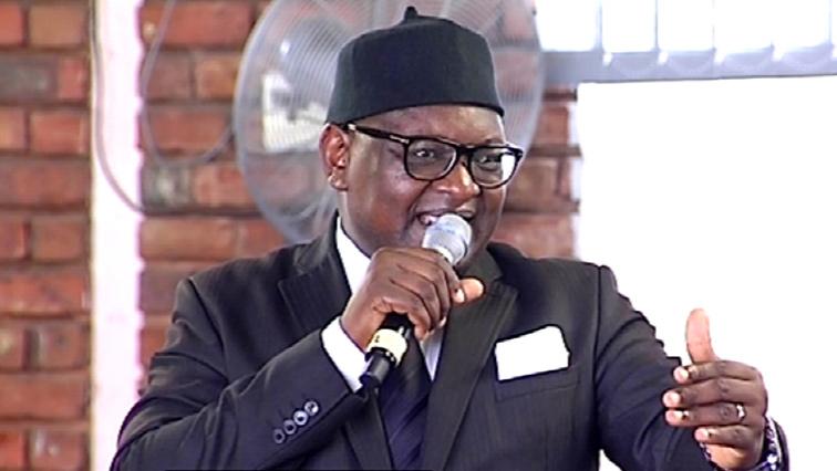 SABC News David Makhura 1 - Makhura to brief Ramaphosa over Alex concerns