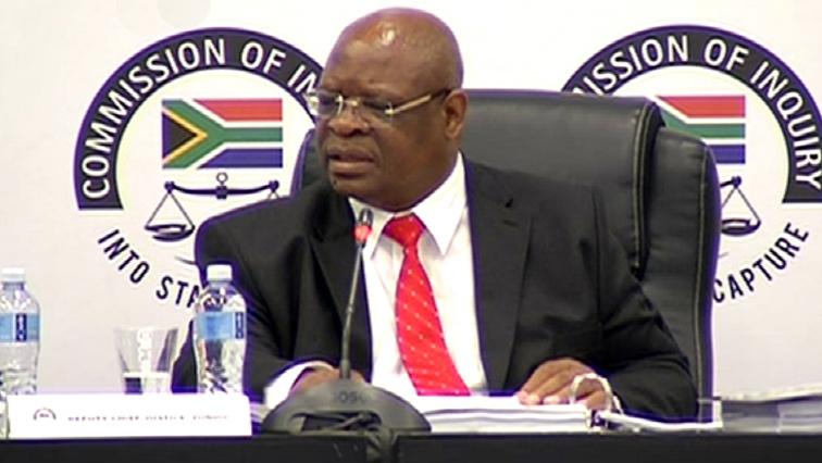 Deputy Chief Justice Raymond Zondo