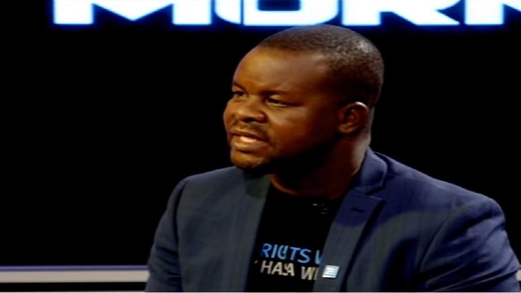 Senior researcher at Human Rights Watch South Africa, Dewa Mavinga