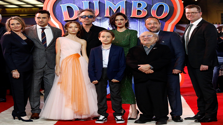 SABC News Dumbo R - 'Dumbo' lands at Box Office no. 1 with $45 Million
