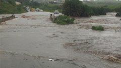 Floods at Port Shepstone