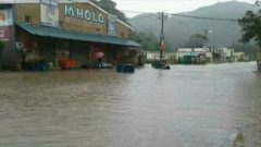 Port St Johns floods