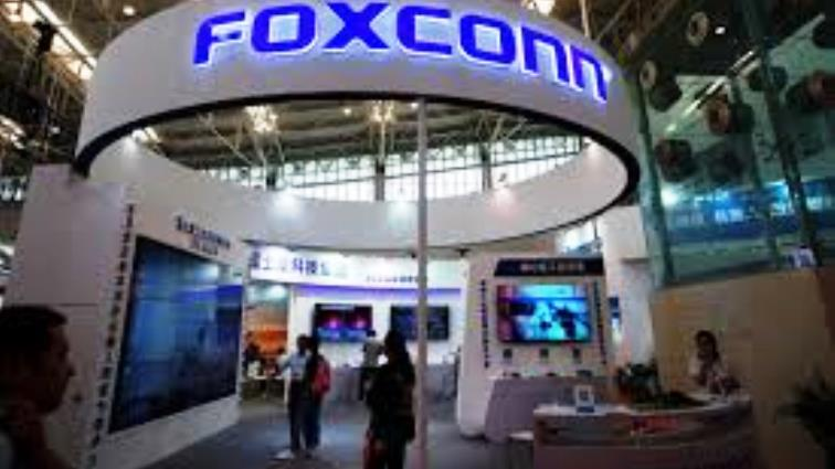 SABC News Foxconn Reuters - Foxconn boss hints at stepping away from frontline operations