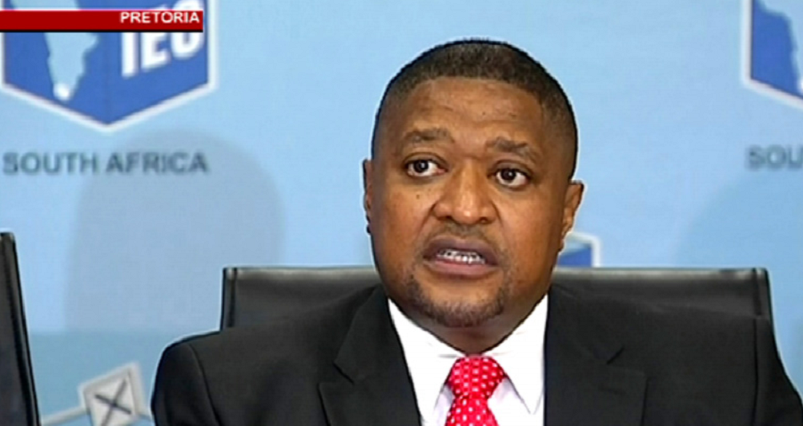 SABC News Glen P - IEC expects outcome on objections by Monday