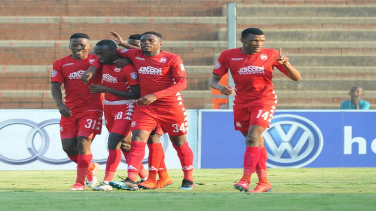 SABC News Highlands Park Twitter @HighlandsP FC - Highlands Park draw against Free State Stars
