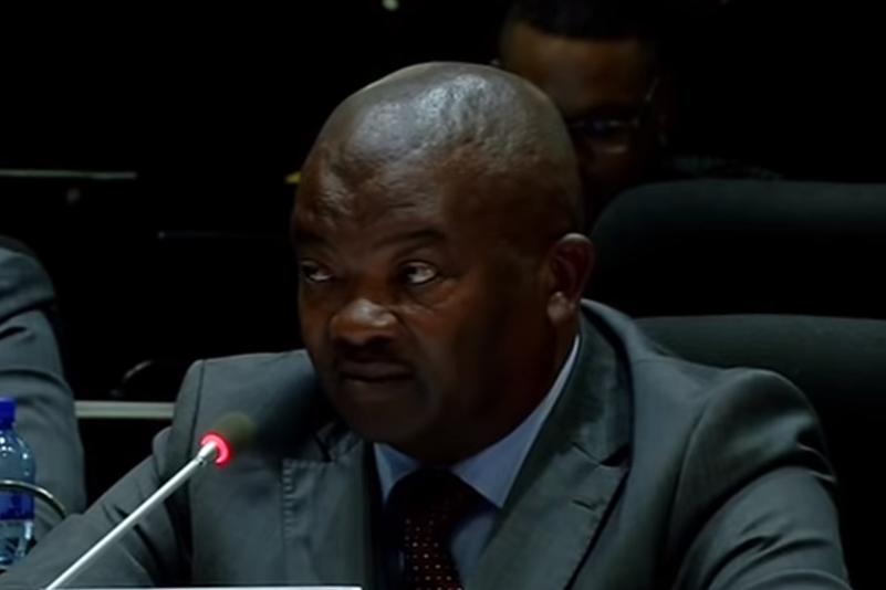 SABC News Holomisa - Holomisa set to continue testimony at PIC Inquiry