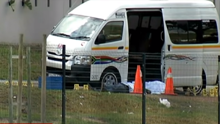 SABC News Hout Bay taxi violence - Communities cannot live in fear due to taxi violence: Cele