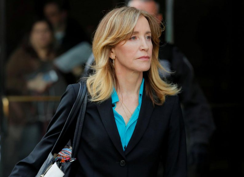 SABC News Huffman Reuters 794x577 - Felicity Huffman, others to plead guilty to university admissions bribery