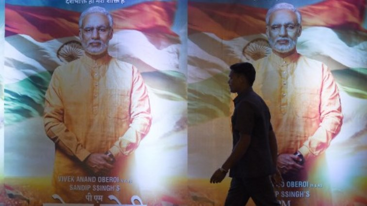SABC News India Film AFP - India bans Modi film until after mega-election
