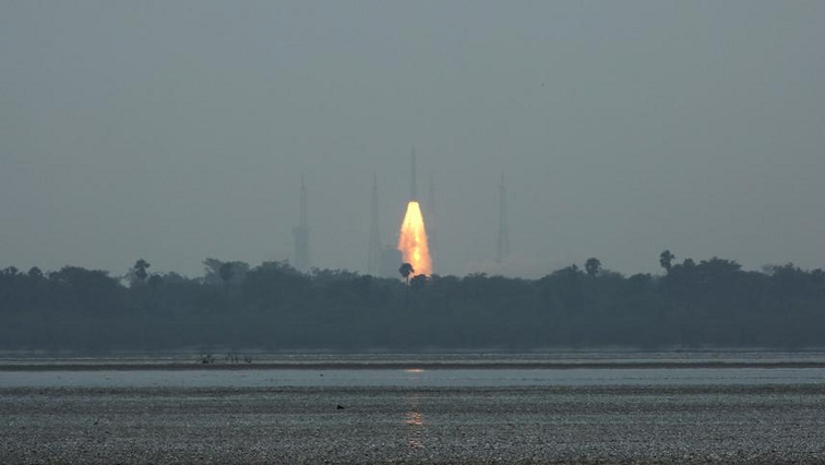 SABC News Indian rocket R - Single Indian rocket puts satellites in three orbits, in first for nation
