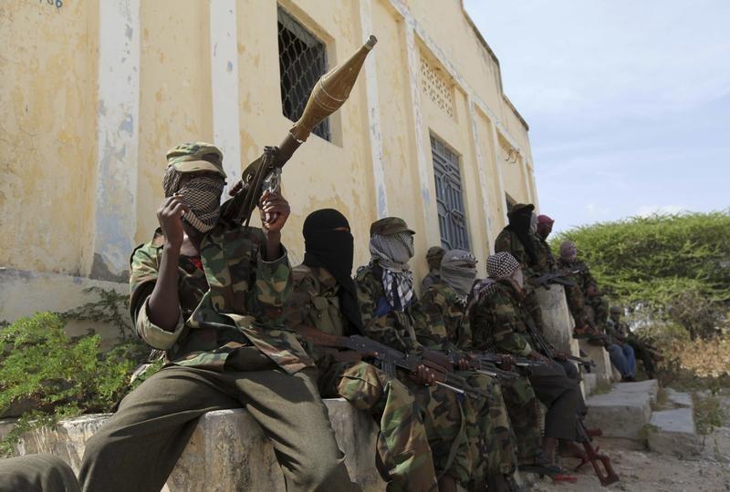 Al Shabaab soldiers