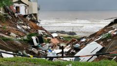 Durban floods.