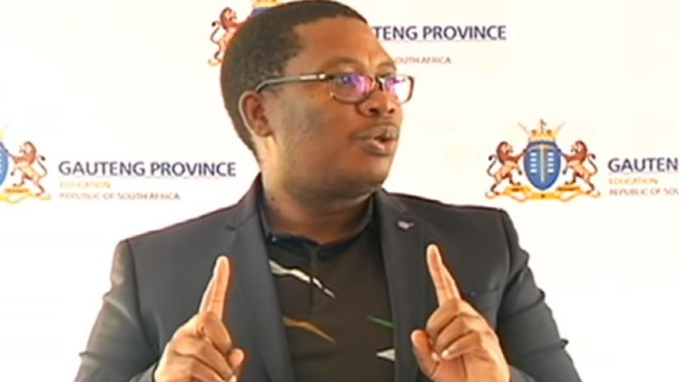 SABC News Lesufi 1 - Grade one and eight online registration in Gauteng to open on May 13th