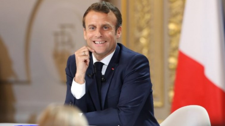 SABC News Macron AFP - Macron wants to 'significantly' cut income taxes