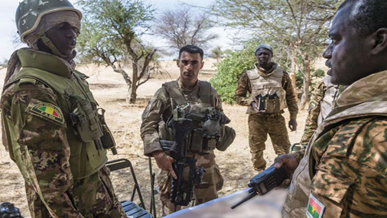 Mali military forces