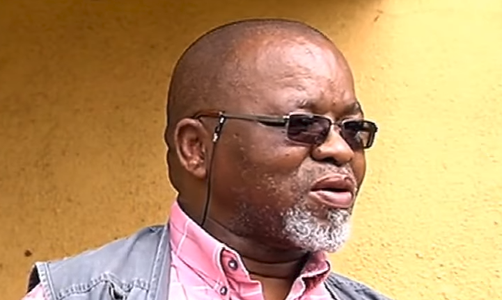 ANC National Chairperson, Gwede Mantashe