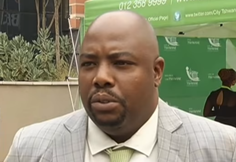 SABC News Mayor - Tshwane's Mokgalapa forced to leave Gomorrah without addressing crowd