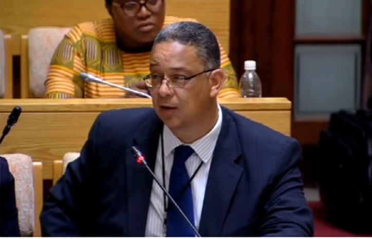 SABC News McBride 1 - 'Law enforcement heads were targeted for tackling corruption cases'