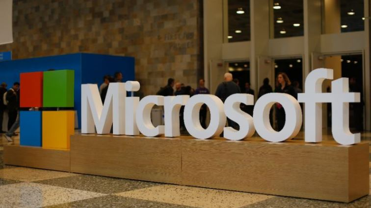 SABC News Microsoft AFP - Microsoft tops trillion-dollar mark for first time
