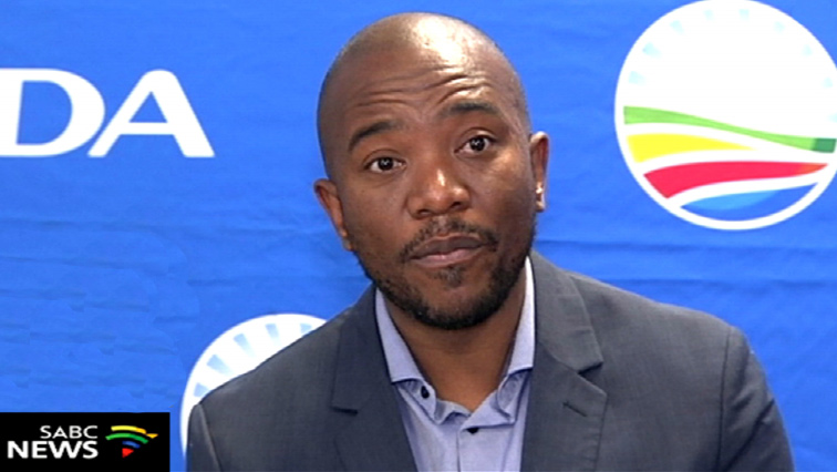 SABC News Mmusi Maimane  - Maimane wants Limpopo govt to charge VBS suspects