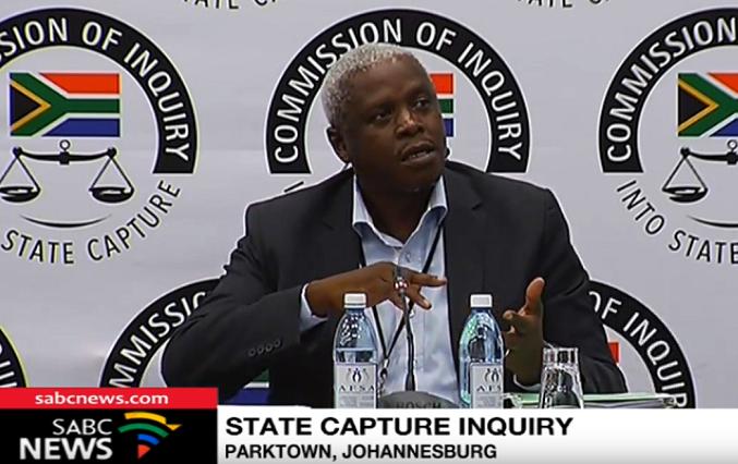 SABC News Mxolisi Dukwana 1 - Ace Magashule's son implicated in Gupta scandals