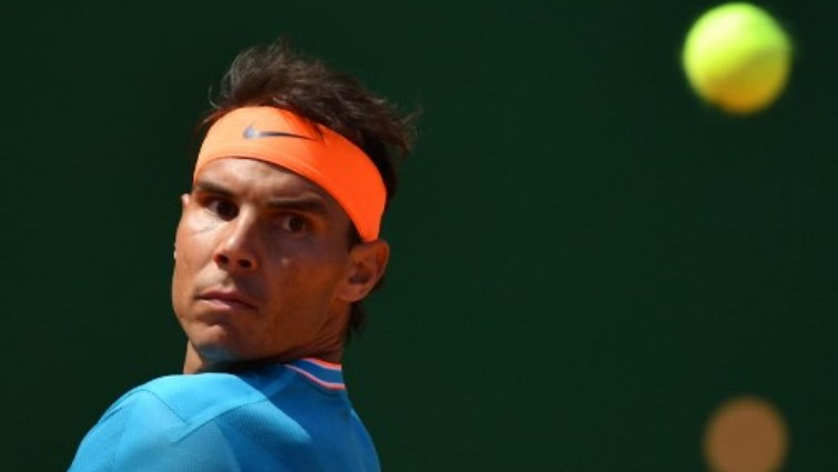 SABC News Nadal AFP - Nadal sees off tearful Ferrer to reach last eight in Barcelona