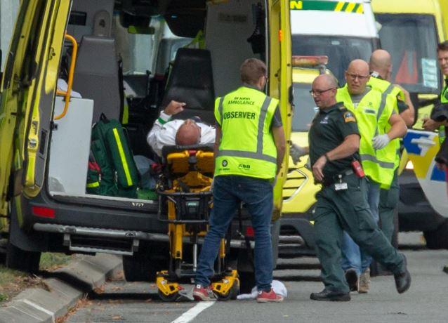 New Zealand Attack victim