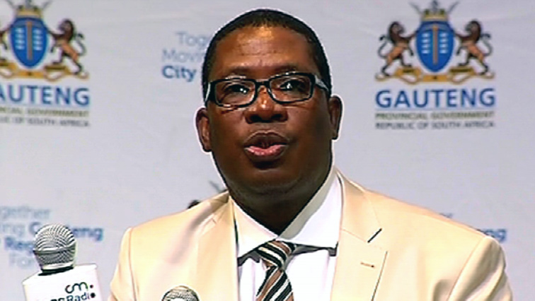 "SABC News Panyaza Lesufi 1 - ""Learners with special needs must not be treated as third class citizens"""
