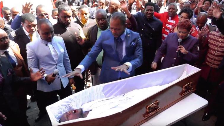SABC News Pastor Alph Lukau - Alleluia ministries resurrection miracle case postponed