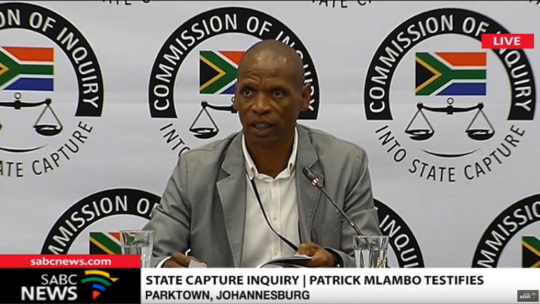SABC News Patrick Mlambo edit - Mlambo details how Mantashe, Myeni were 'not impressed' with inspections