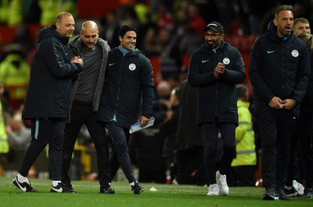 SABC News Pep Man Utd AFP - Man City underline dominance over fading Man Utd