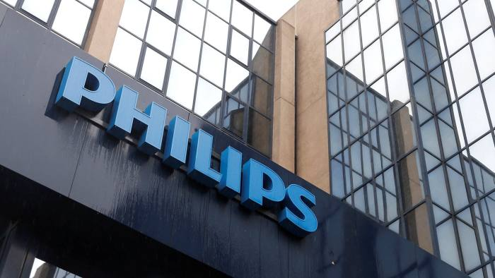 SABC News Philips Reuters - Electronic giant Philips' profits accelerate in first quarter