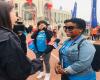 Ratsela flies South Africa's flag high at Beijing Walking Festival