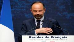 Prime Minister Edouardo Philippe