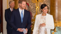 Prince Harry' and wife Meghan