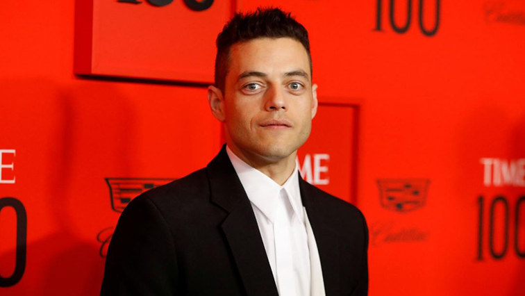 SABC News Rami Malek R - Rami Malek to play Bond villain in franchise's 25th film next year