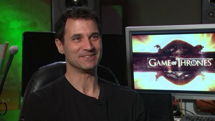 SABC News Ramin Djawadi Game of Thrones R - Composer Ramin Djawadi makes his 'Game of Thrones' swan song