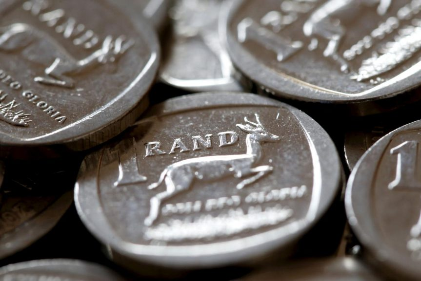 SABC News Rand Reuters 863x577 - Rand slightly softer after Gordhan's Eskom announcement