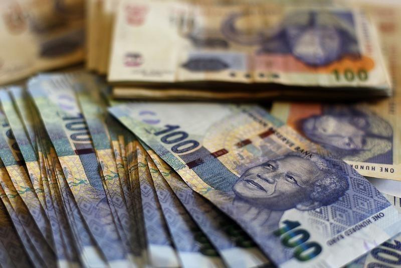 SABC News Rands Reuters - Rand drops to three week low