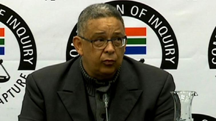 former Independent Police Investigative Directorate chief, Robert McBride.