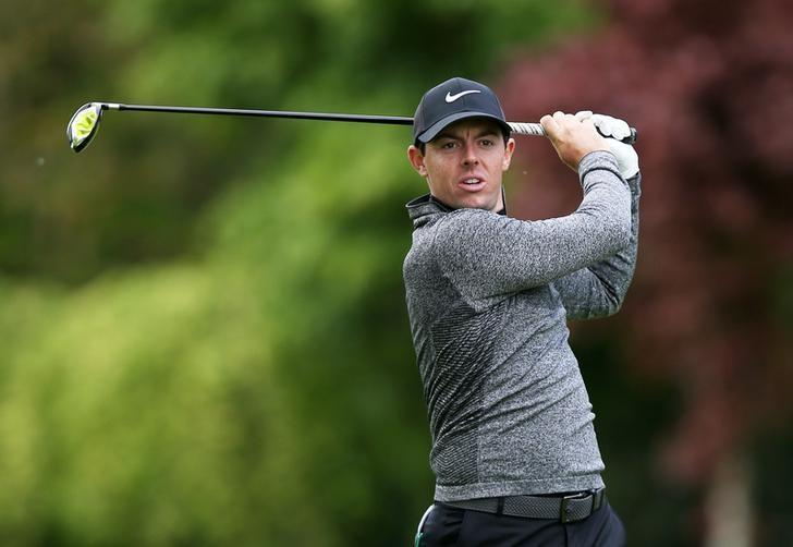 SABC News Rory Reuters - McIlroy renews quest to complete career Grand Slam