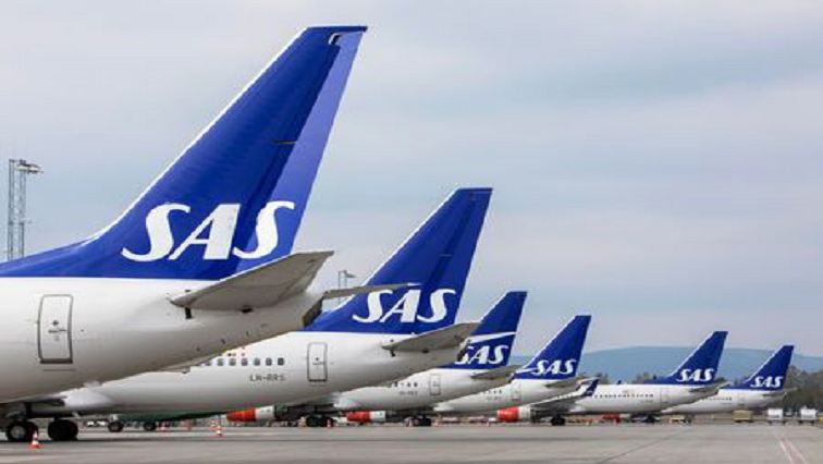 SABC News SAS R - SAS cancels more Scandinavian flights as pilots strike for fifth day