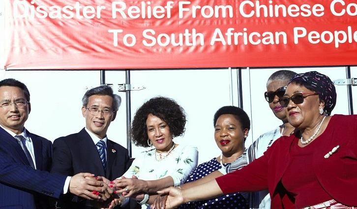 SABC News Sisulu P 1 - Sisulu thanks local, international donors for victims of KZN floods