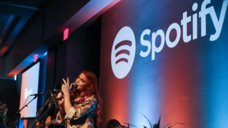 SABC News Spotify AFP - Spotify reaches 100 million paying subscribers
