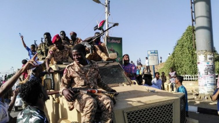 flipboard as protesters demand bashir removal sudan�s