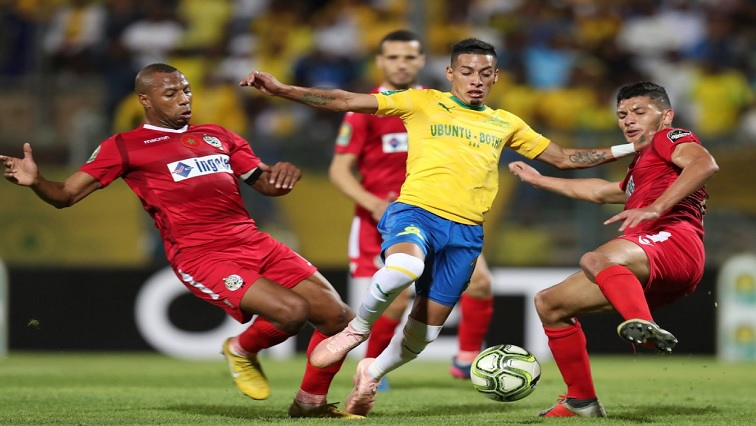 SABC News Sundowns Twitter 1 - Sundowns never struggled against WAC in Pretoria: Mosimane