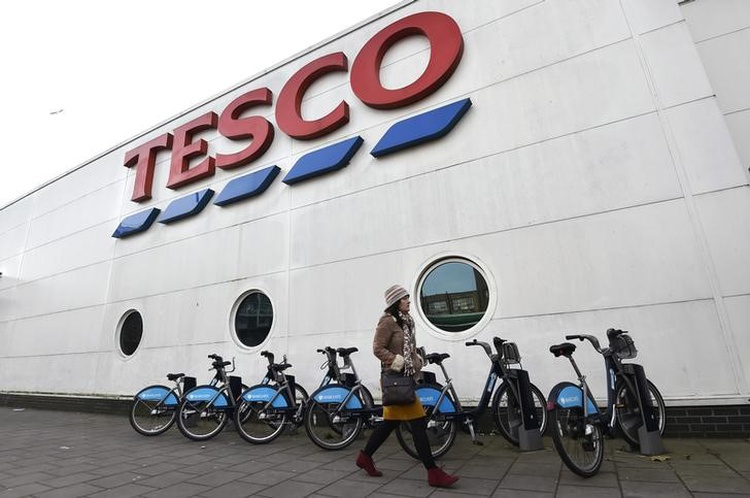 SABC News Tesco Reuters - Tesco's operating profit rises higher than expected