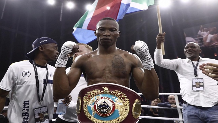 SABC News Tete Twitter - Shoulder injury forces Tete out of Donaire fight