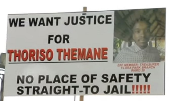 SABC News Themane - Suspects in Themane murder case out on bail